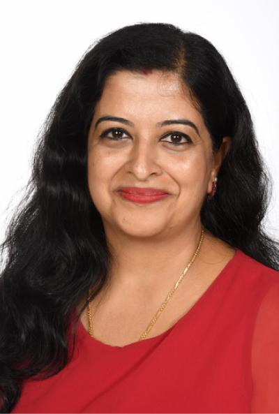 Shanthi Vaidyanath teacher SMMIS International School Singapore